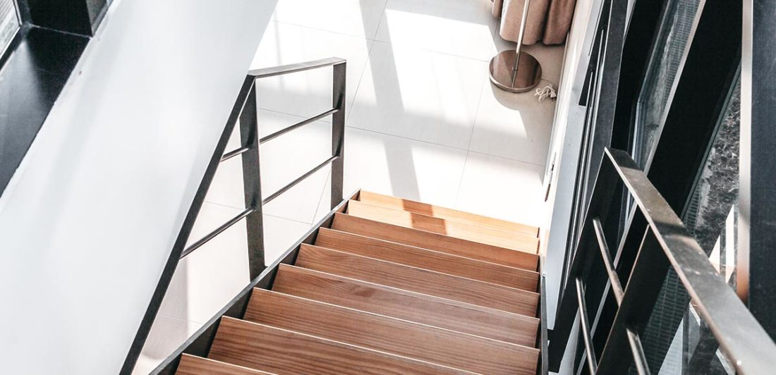 Industrial Stairs